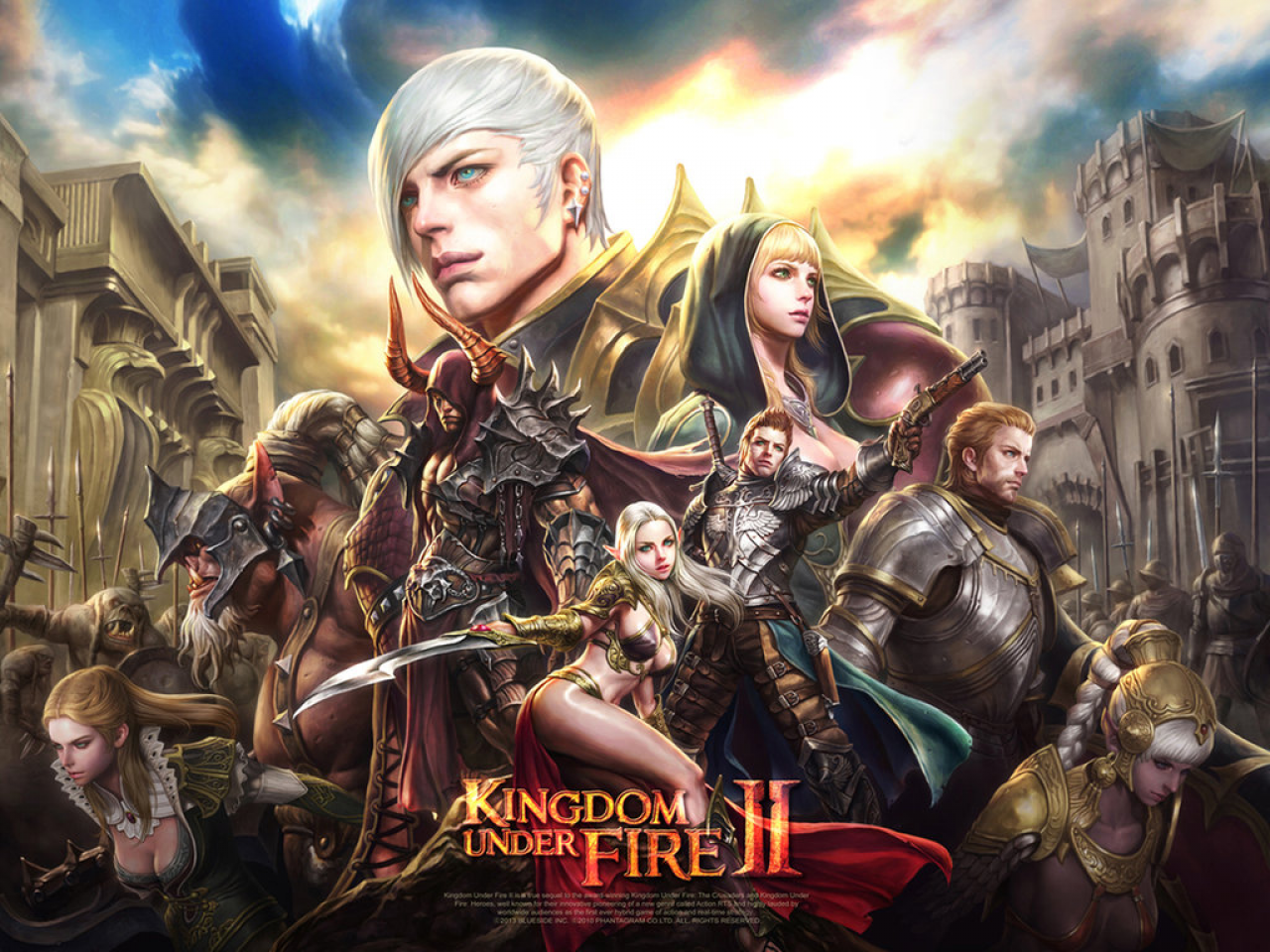 Chronique MMORPG : Kingdom Under Fire II