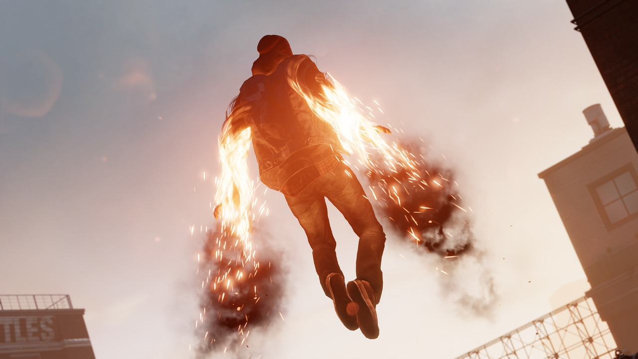 [Test] Infamous Second Son PS4