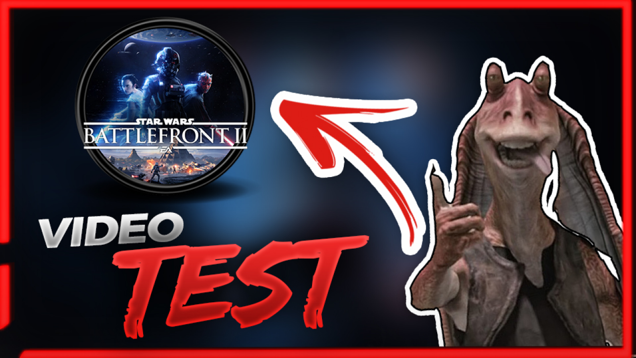 Video Test de Star Wars Battlefront 2