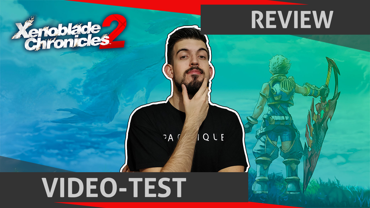 THE RPG DE LA SWITCH ?! - Test de Xenoblade Chronicles 2