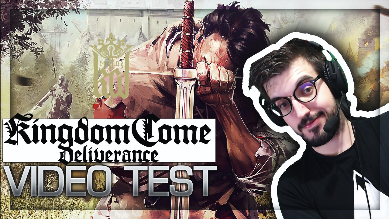 Test de Kingdom Come : Deliverance - Le Medieval Simulator 2018 ?!