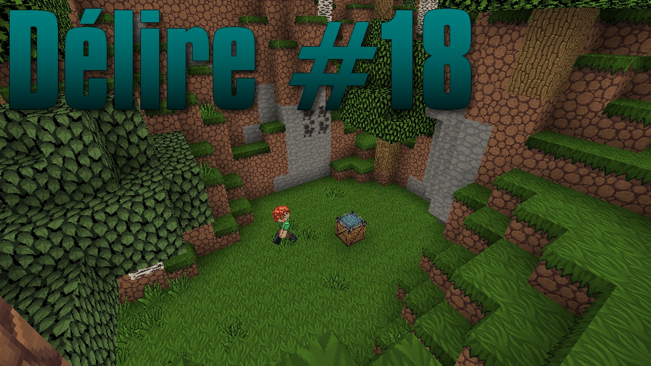 Délire #18 l Minecraft ft. TheHug0Geek 1/?