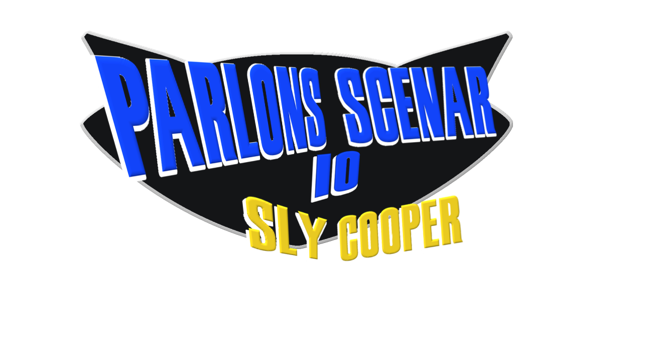 Parlons Scénar 10 : Sly Cooper !