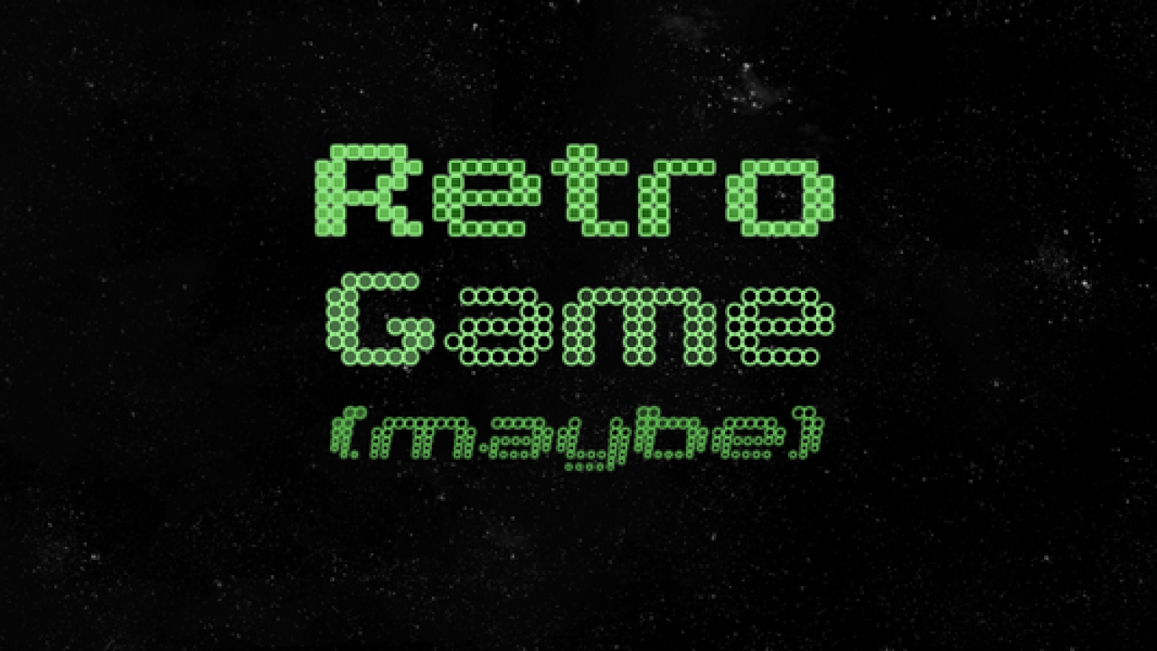 RETRO GAME MAYBE EPISODE 6