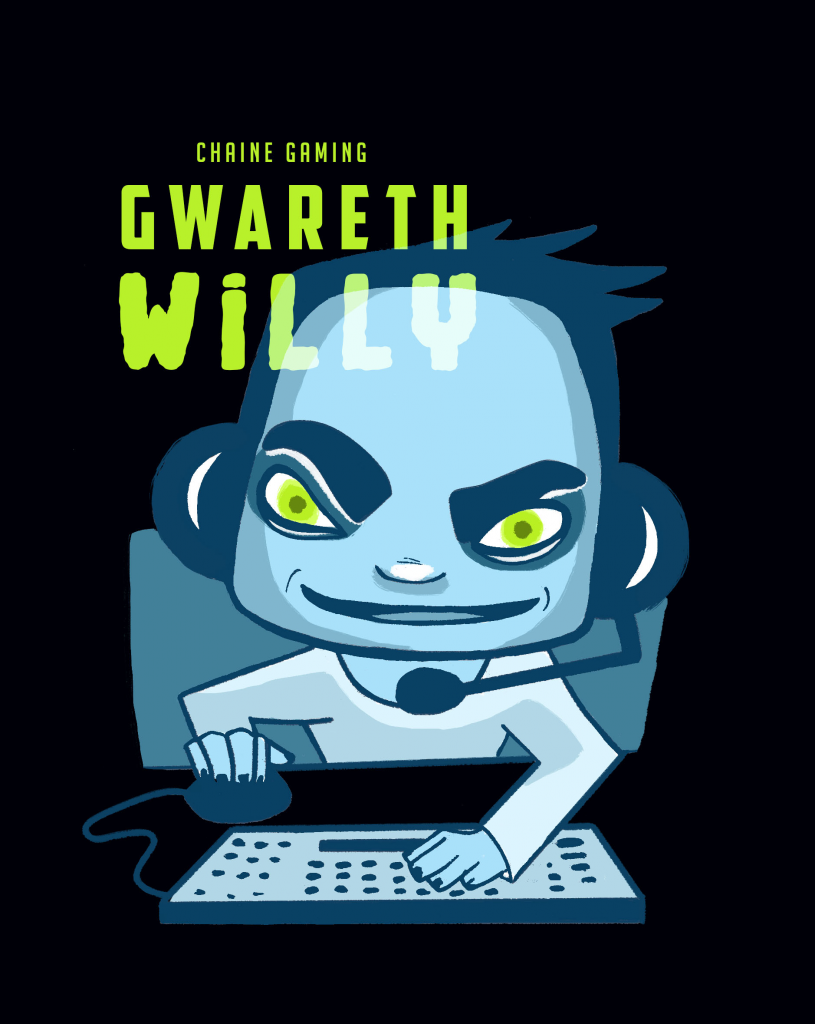 Chaîne multigaming détente avec Gwareth Willy