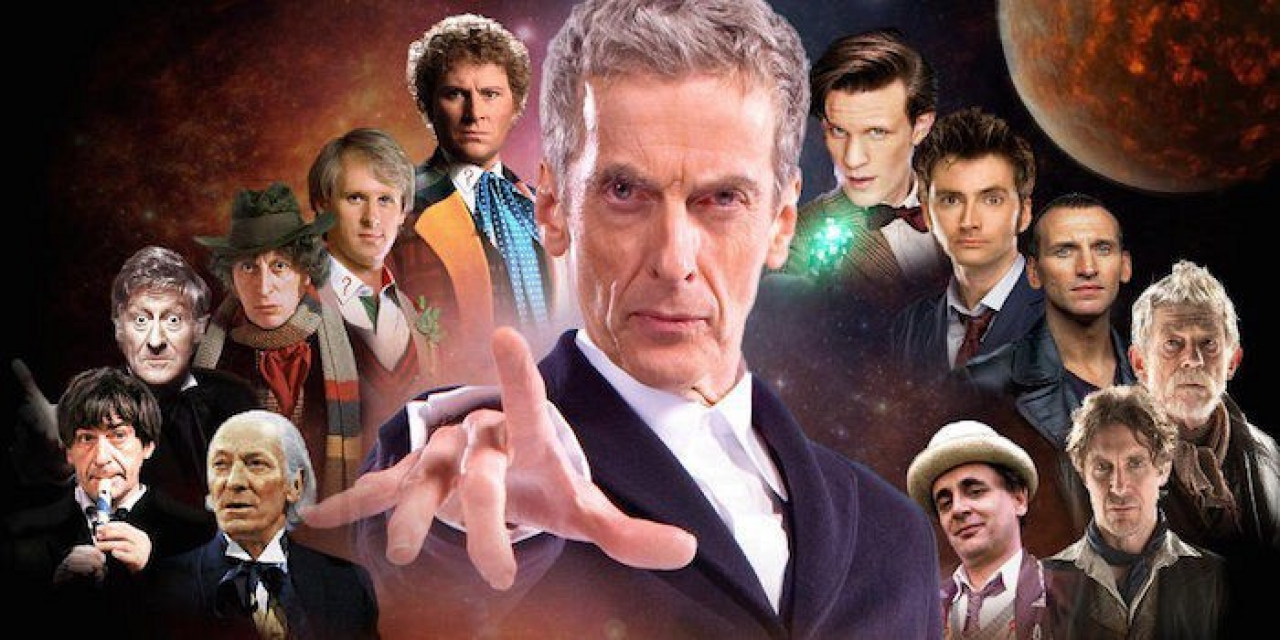 Doctor Who : 50 ans d'Histoire