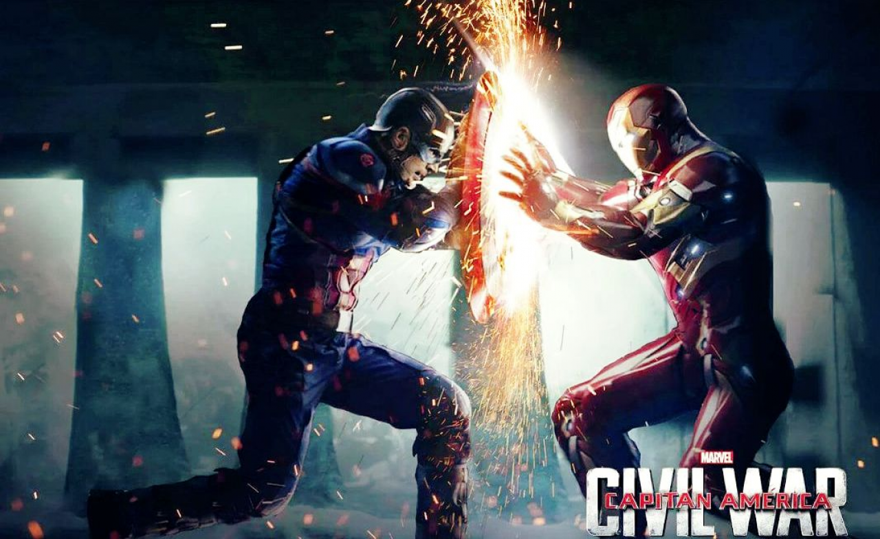 Critique : Captain America : Civil War