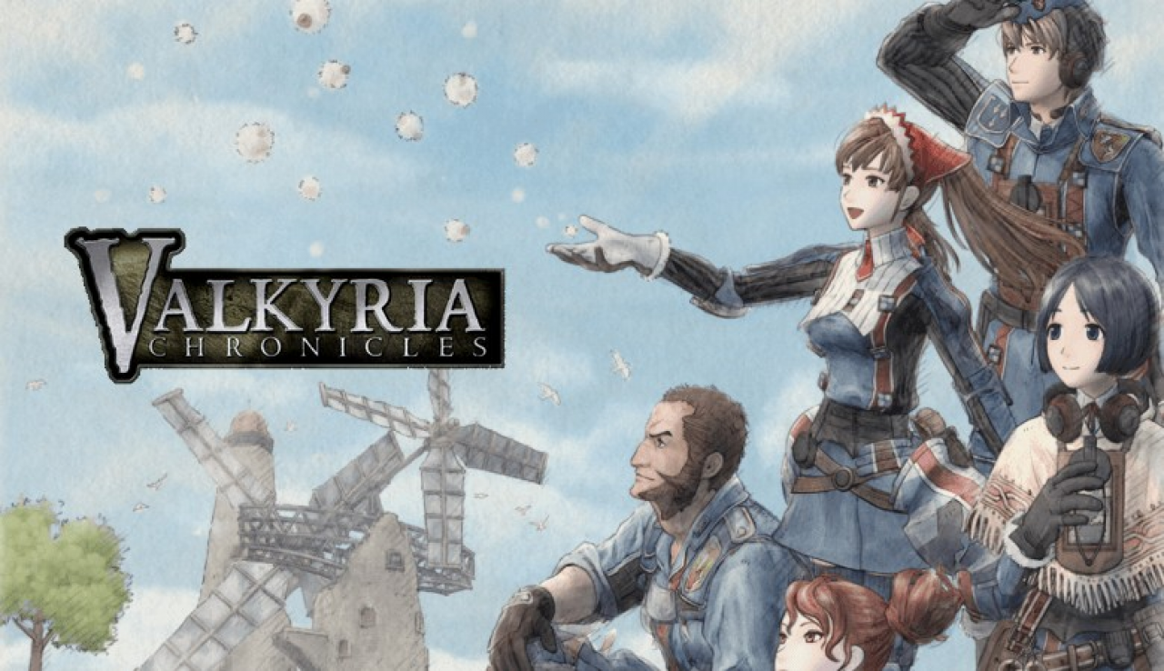 Valkyria Chronicles Remastered: Du gameplay