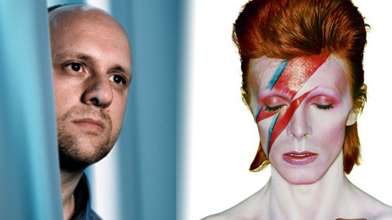 David Cage et David Bowie: Hommage et collaboration