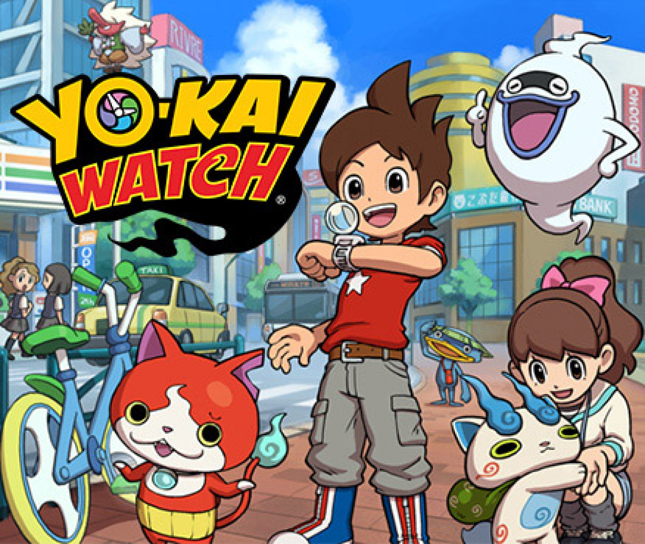 Yo-Kai Watch: Date de sortie en Europe