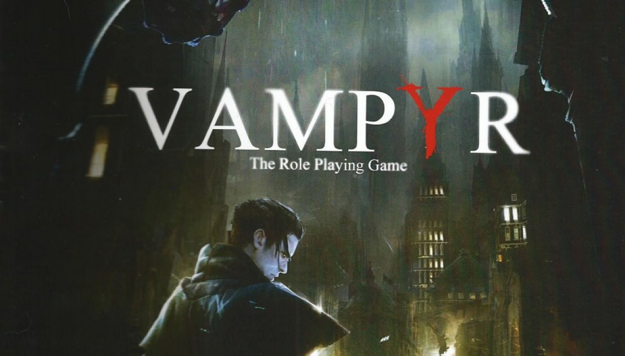 Dontnod Entertainment annonce Vampyr