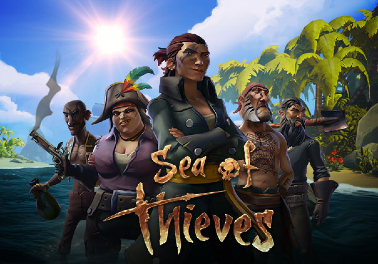 See Of Thieves: Un screen de la map dévoilé