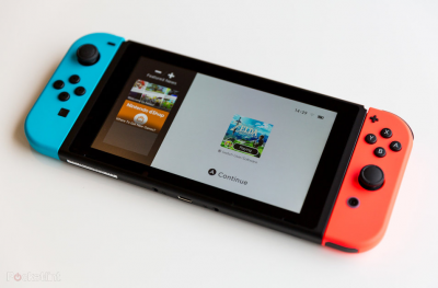Switch Pro : Quelques indiscrétions sur son hardware ?