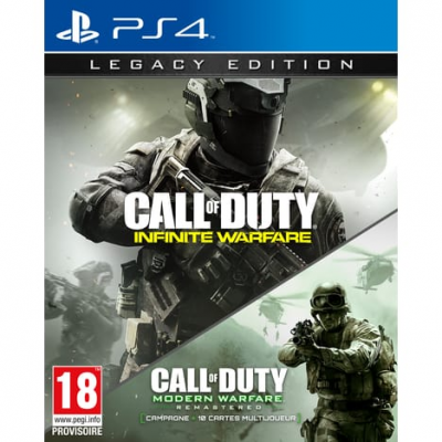 Super prix sur Call of Duty Infinite Warfare Legacy Edition
