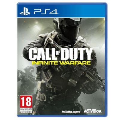 Bon plan sur Call of Duty Infinite Warfare sur PS4