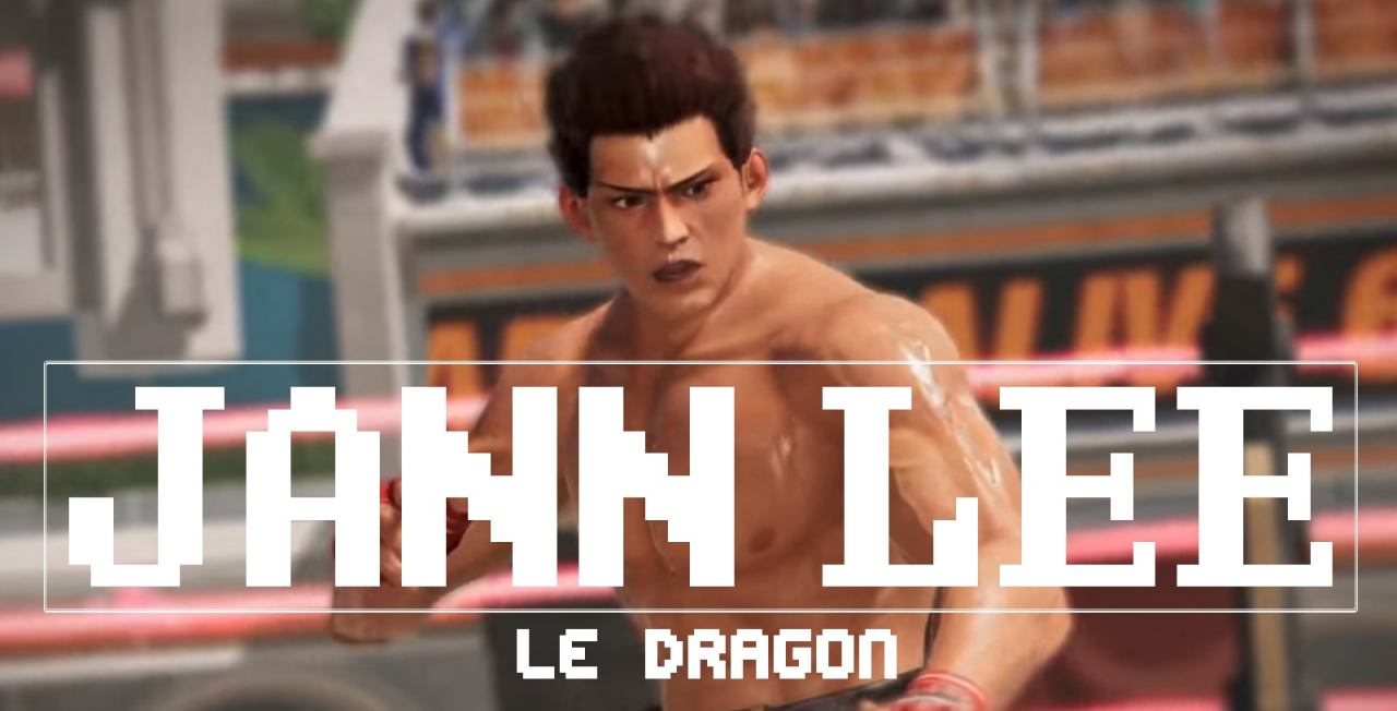 Jann Lee — le Dragon