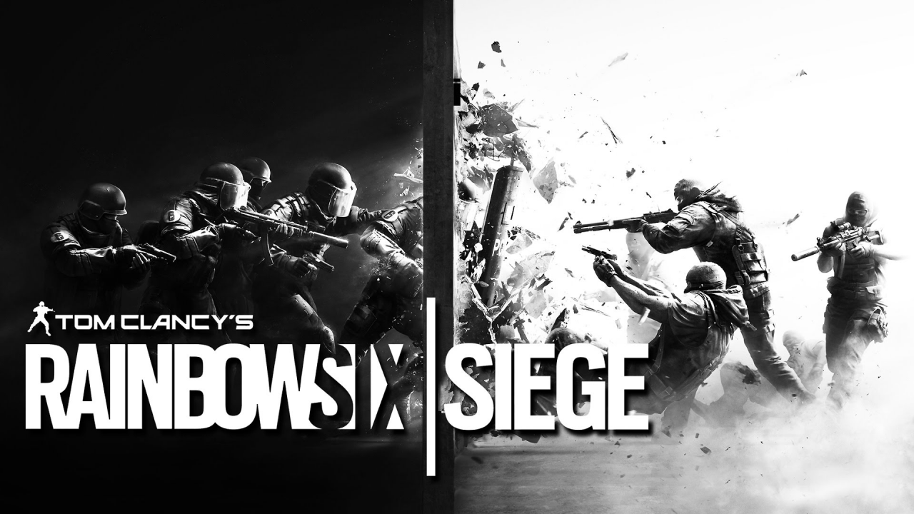 Rainbow six Siege - Ces moves du turfu !