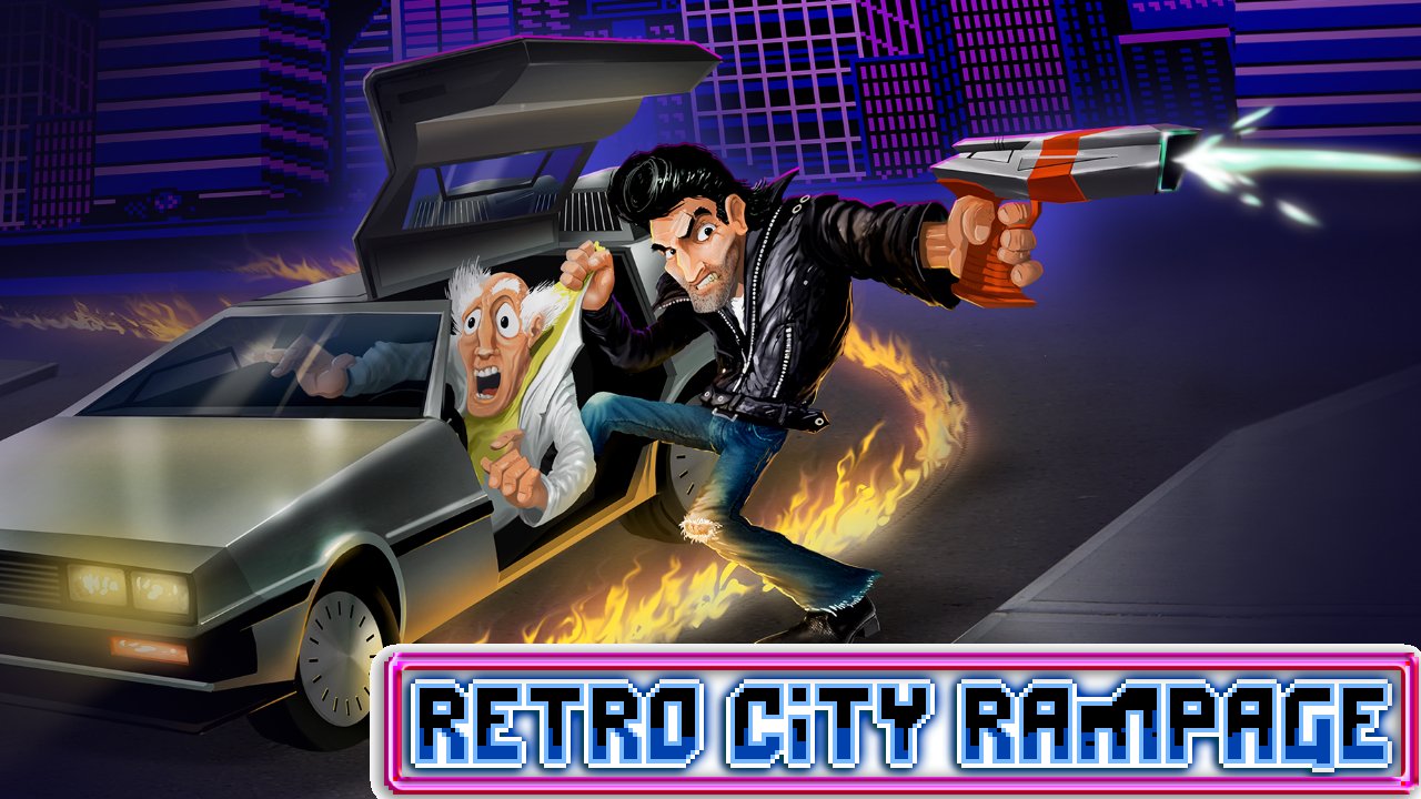 Bon Plan : Retro City Rampage sur PC (0.89€)