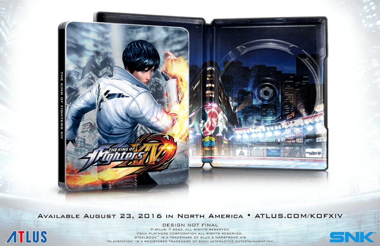 Précommande : The King of Fighters XIV édition Day One