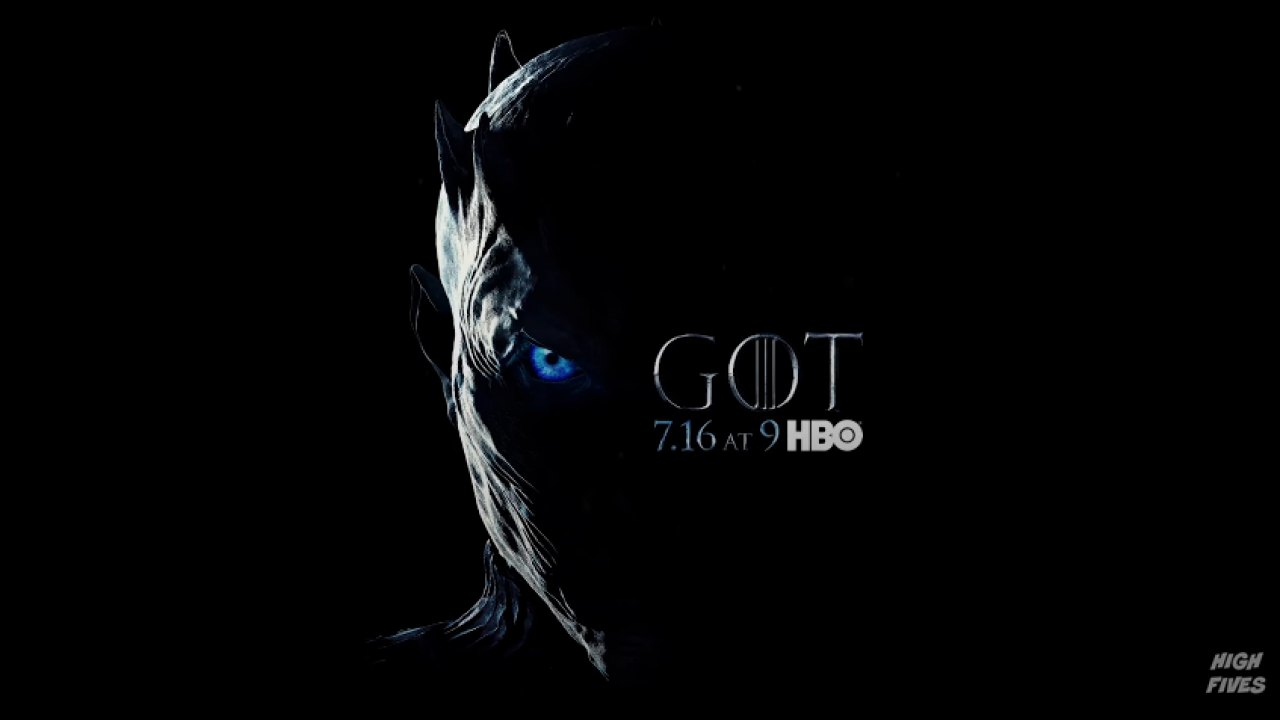 Game of Thrones :  Bande-Annonce de la Saison 7 !
