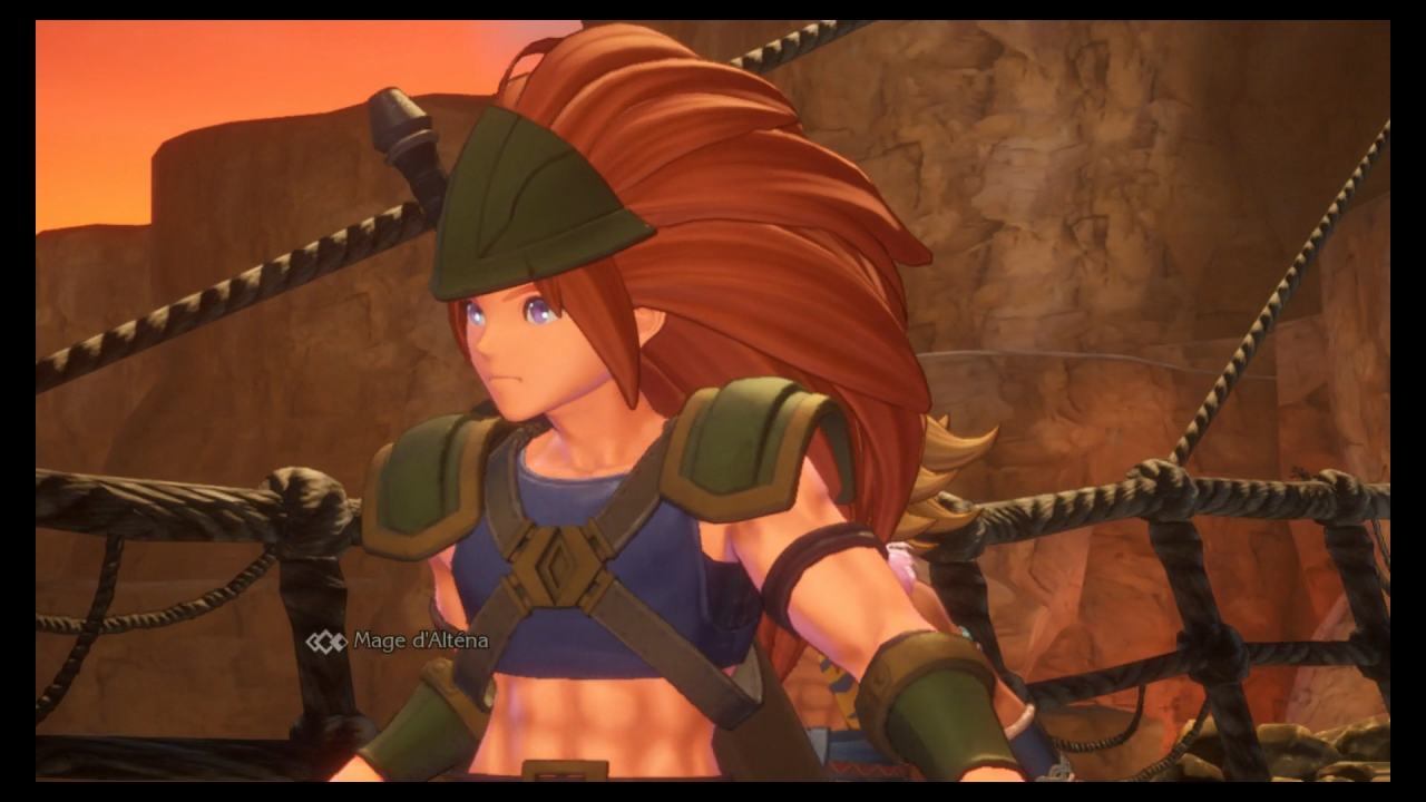 Trials of Mana : Mes images personnelles (Switch) !