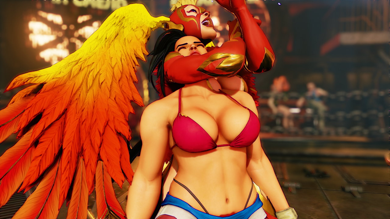 Tutoriel: Comment je crée mes Screenshots sur Street Fighter V (PC)