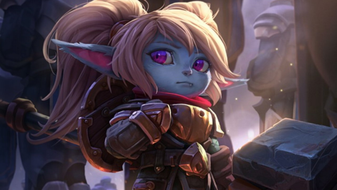 League of Legends: Poppy fait de la résistance