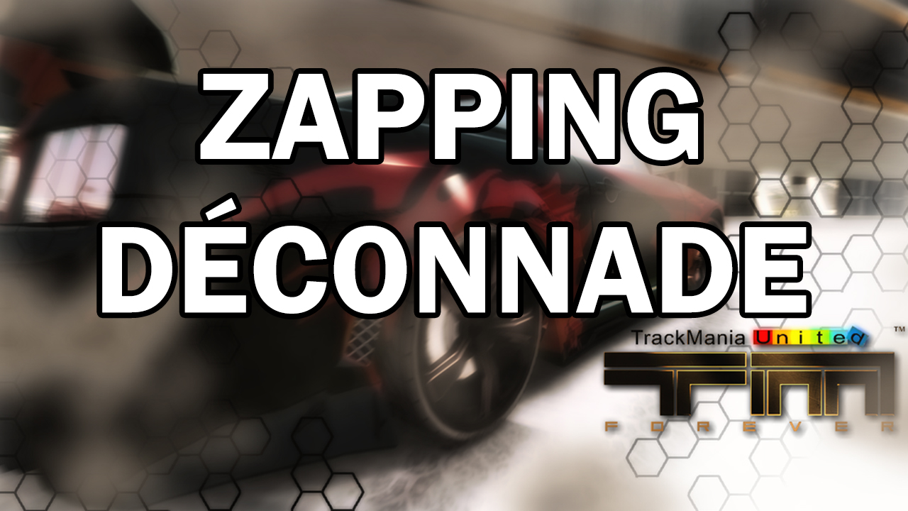 Zapping Trackmania United Forever (PC)