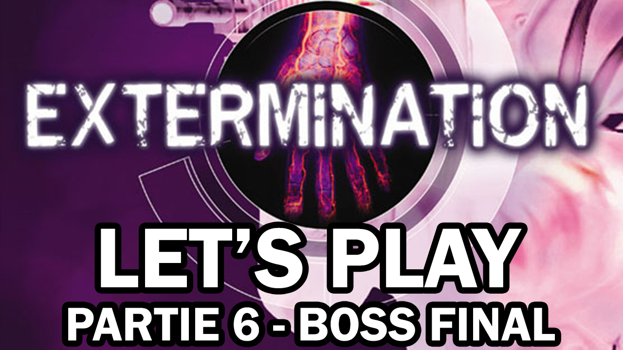 Let's Play Extermination (PS2) (Part 6)