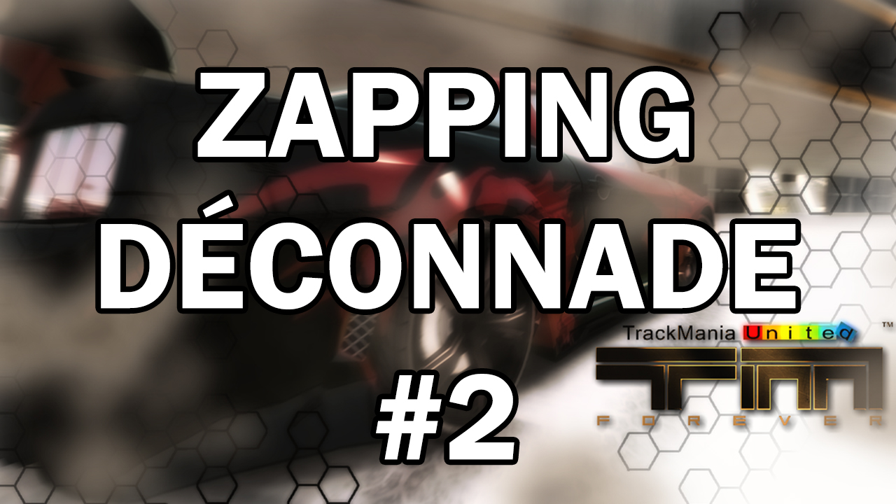 Zapping Trackmania United Forever #2 (PC)