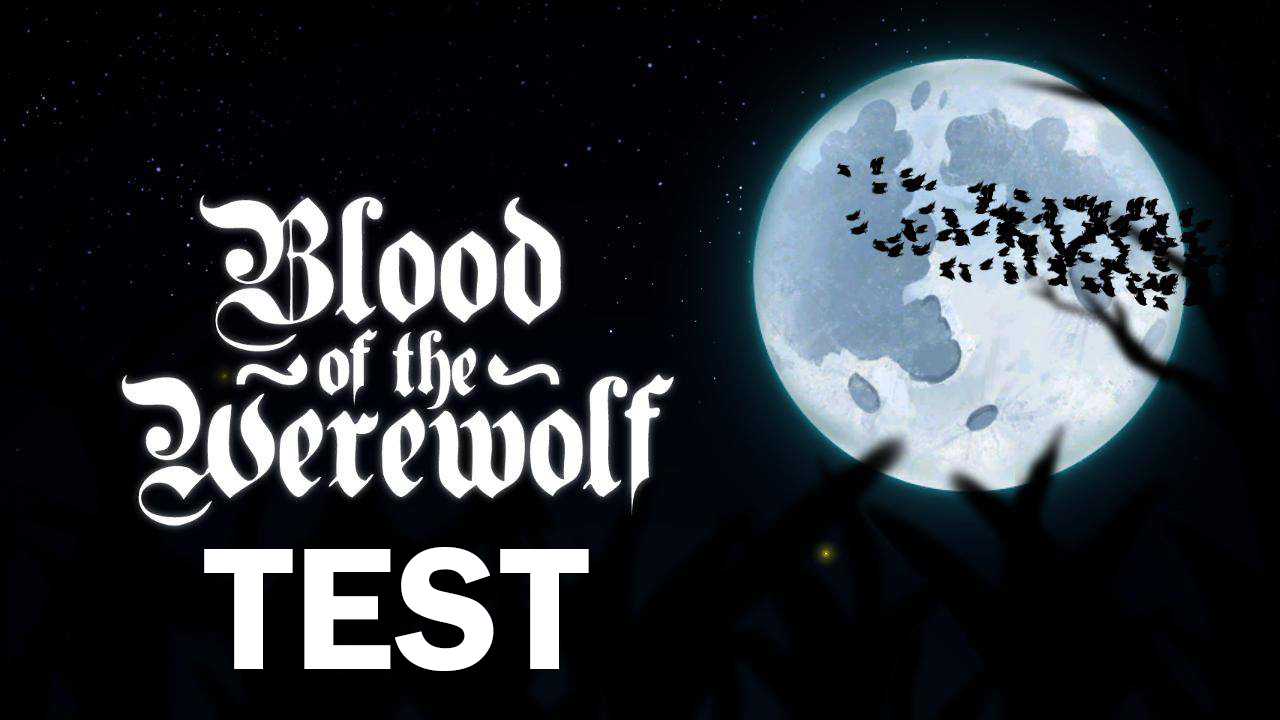 Test Blood of the Werewolf (PC)