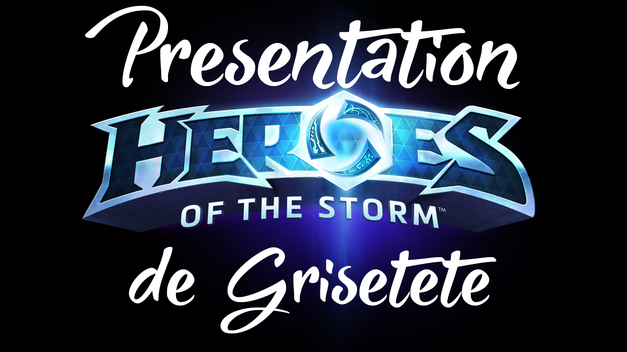 Heroes Of The Storm : Grisetête... Présentation & Build