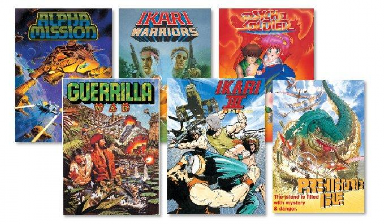SNK 40th ANNIVERSARY COLLECTION : Annoncé pour la Nintendo Switch !