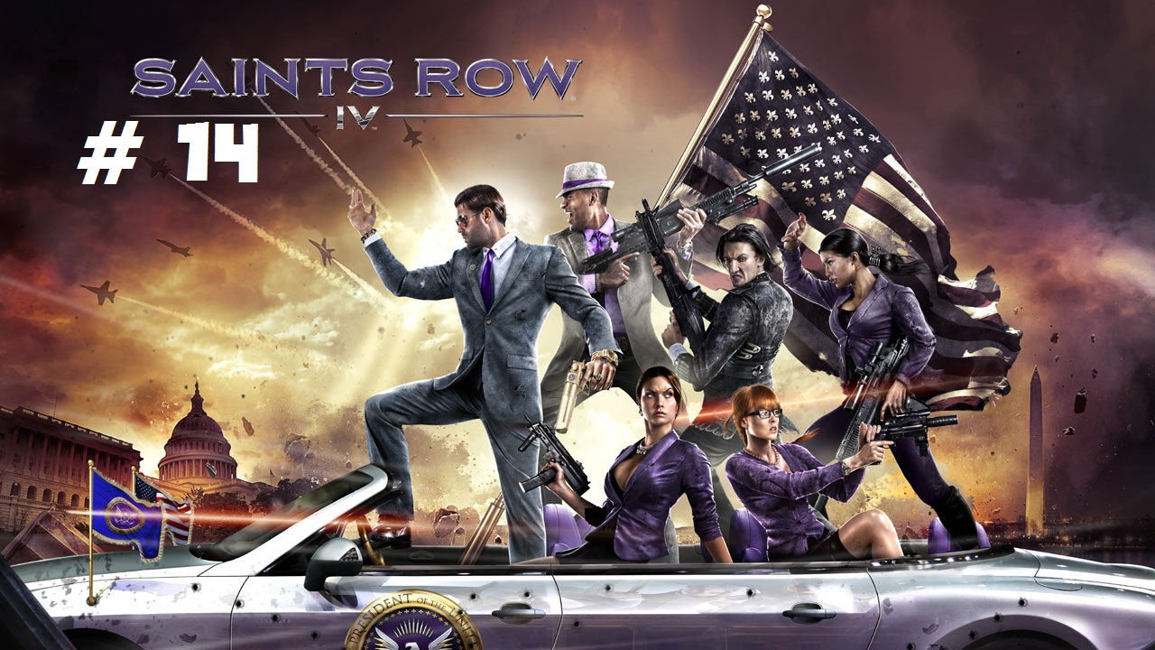 Let\'s Play - Saints Row IV - Part #14 -