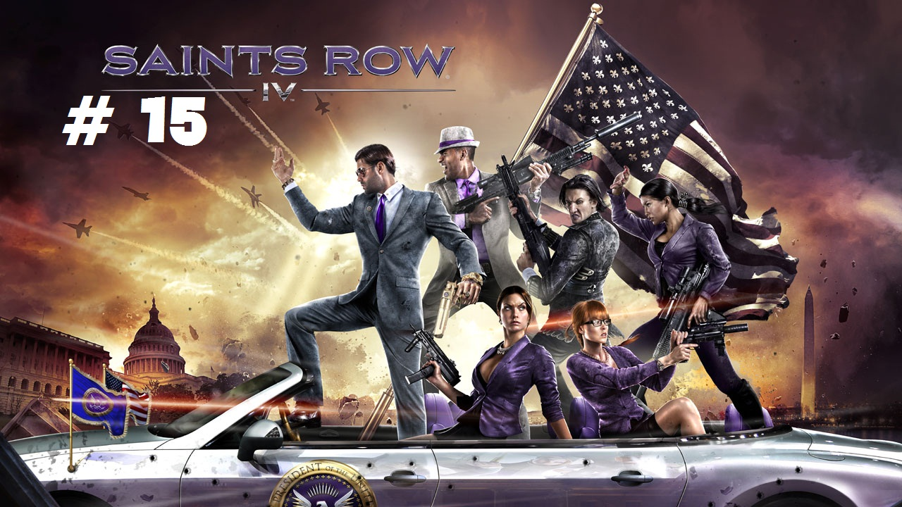 Let\'s Play - Saints Row IV - Part #15 -