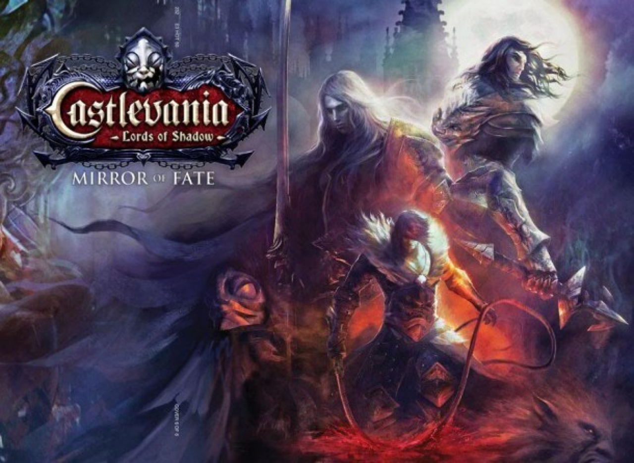 Castlevania Lords of Shadow : Mirror of Fate HD