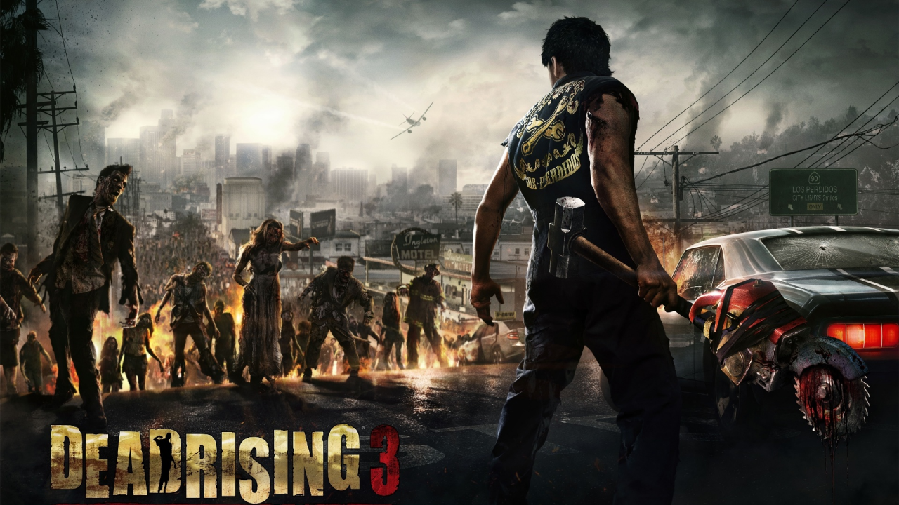 Let's Play - Dead Rising 3 - [Xbox One] - Part 01 - [Fr]
