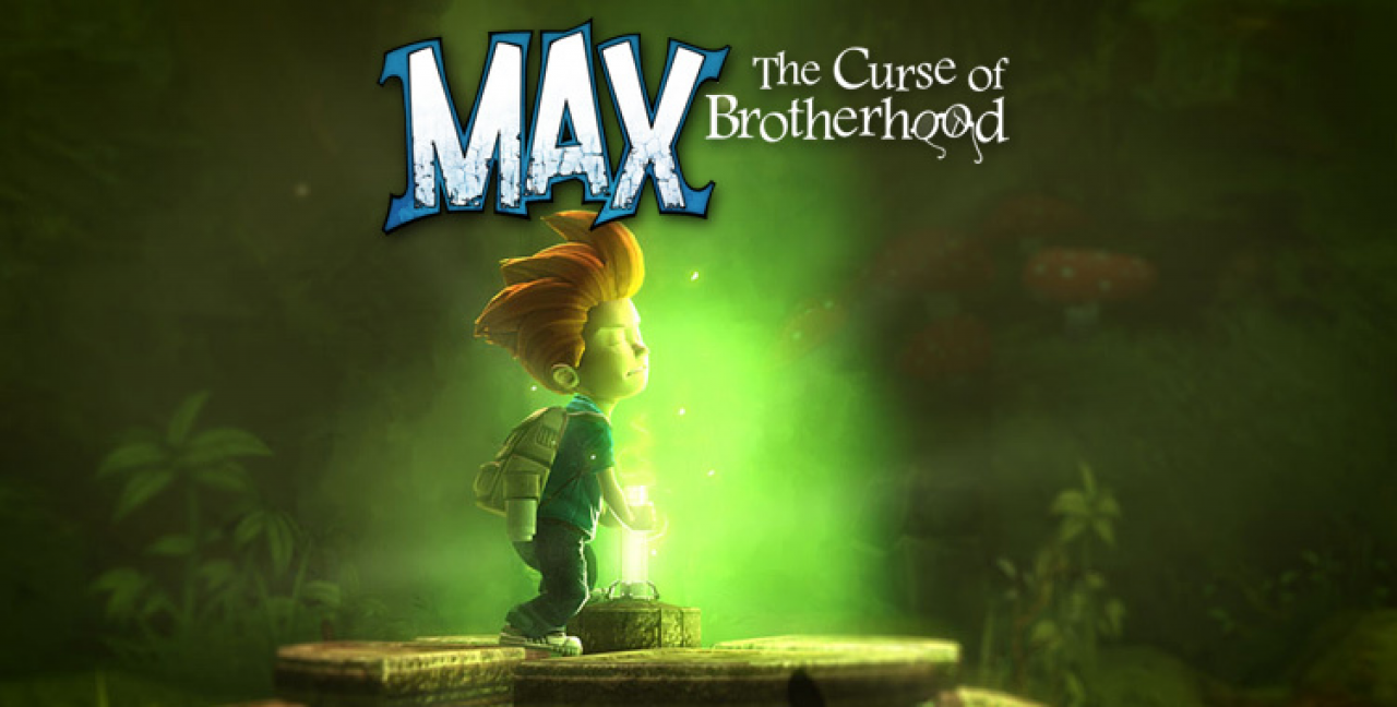 Max : The Curse Of Brotherhood - [Xbox One] - Part 01 - [Fr]