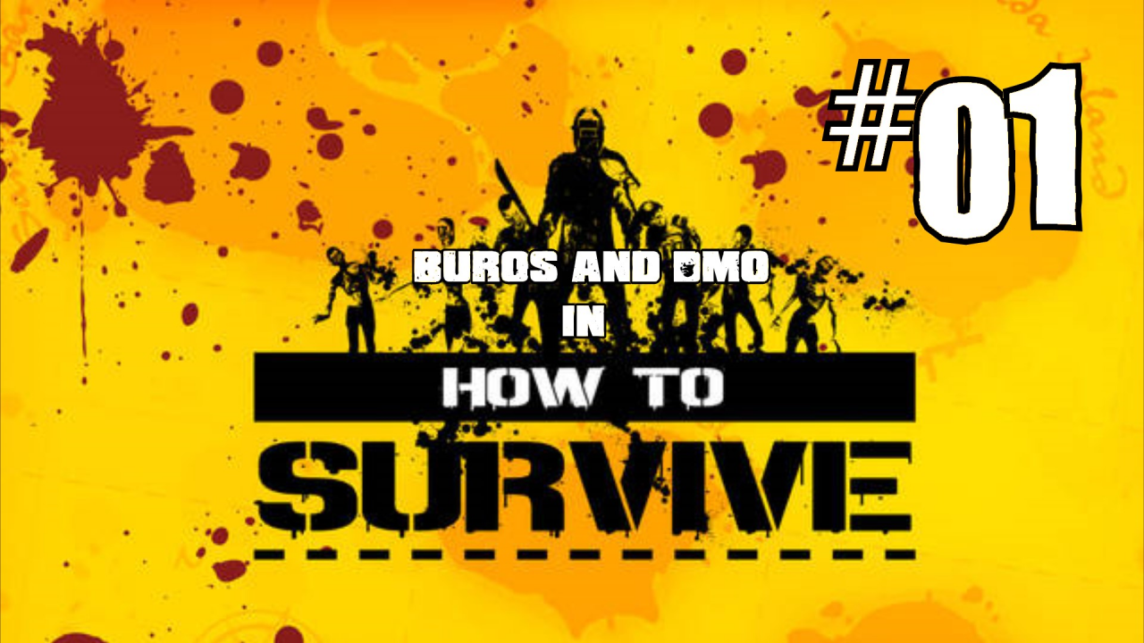How to Survive - #01 - [Coop] - Multiplayer [Fr]