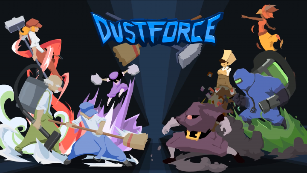 Dustforce - [Xbox 360] - [Decouverte] - [Fr]