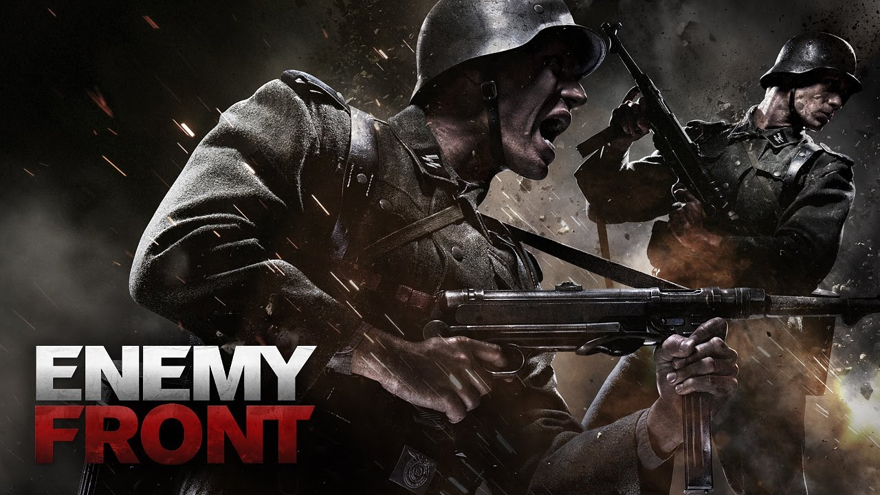 Enemy Front - [Xbox 360] - [Decouverte] - [Fr]