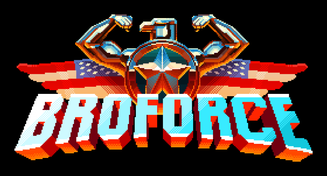 Broforce - [Bêta]- [Pc] - [Decouverte] - [Fr]