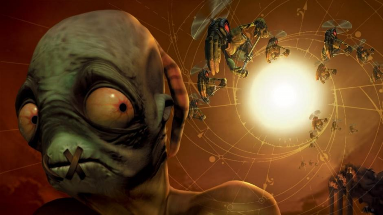Oddworld : New 'n' Tasty - [Ps4] - [Decouverte] - [Fr]