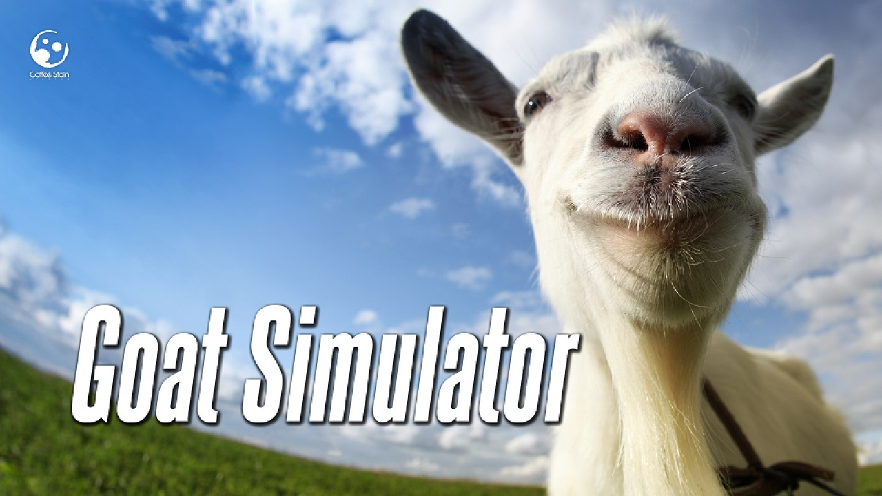 Goat Simulator - [Pc] - [Decouverte] - [Fr]
