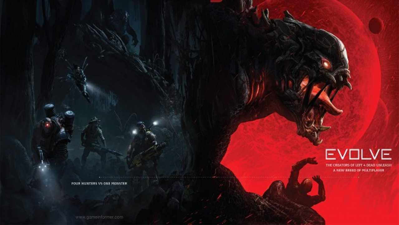 Evolve - Big Alpha - [Alpha] - [Xbox One] - [Decouverte] - #01 - [Fr]