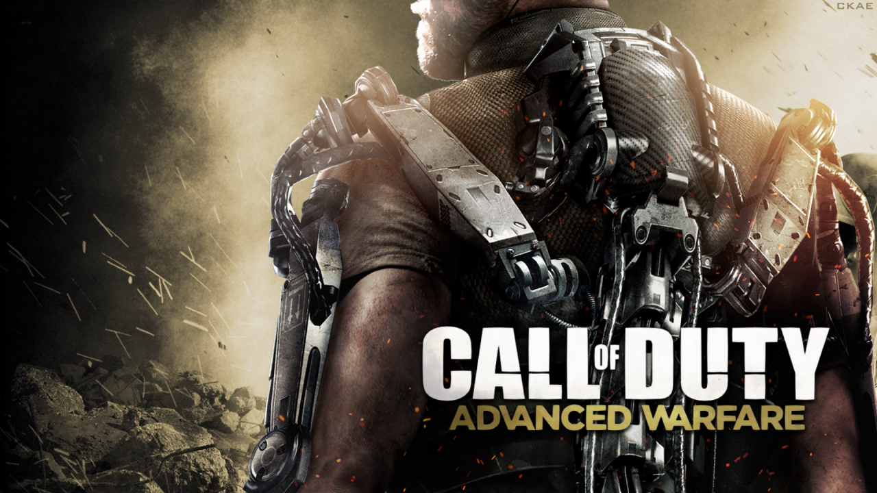 Call Of Duty : Advanced Warfare - Découverte en vidéo