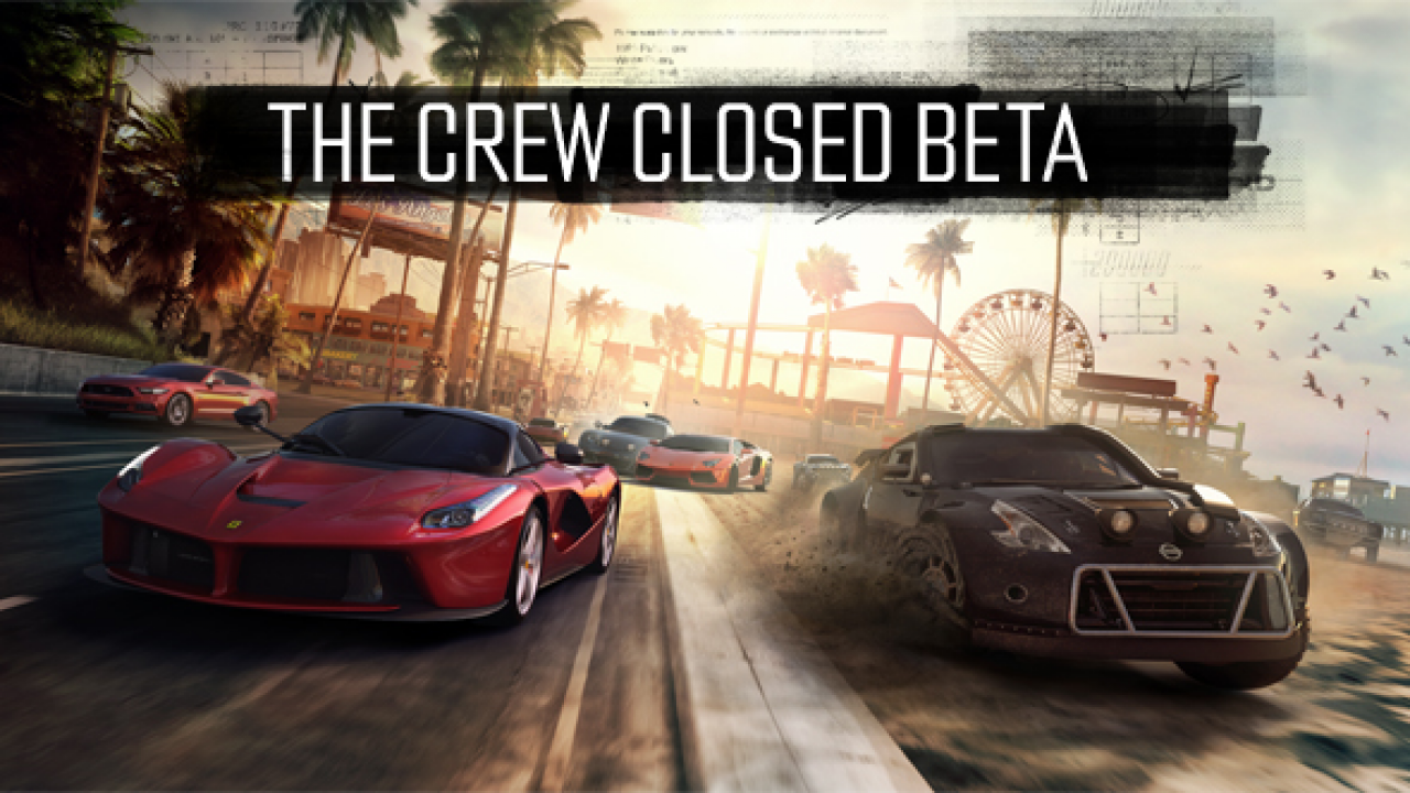 The Crew [Bêta] - [Xbox One] - [Decouverte] - [Fr]