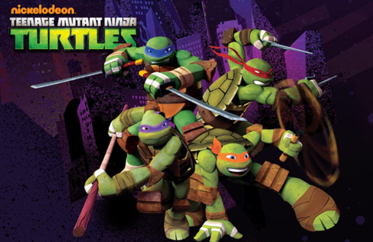Teenage Mutant Ninja Turtles - Danger Of The Ooze - Découverte en vidéo