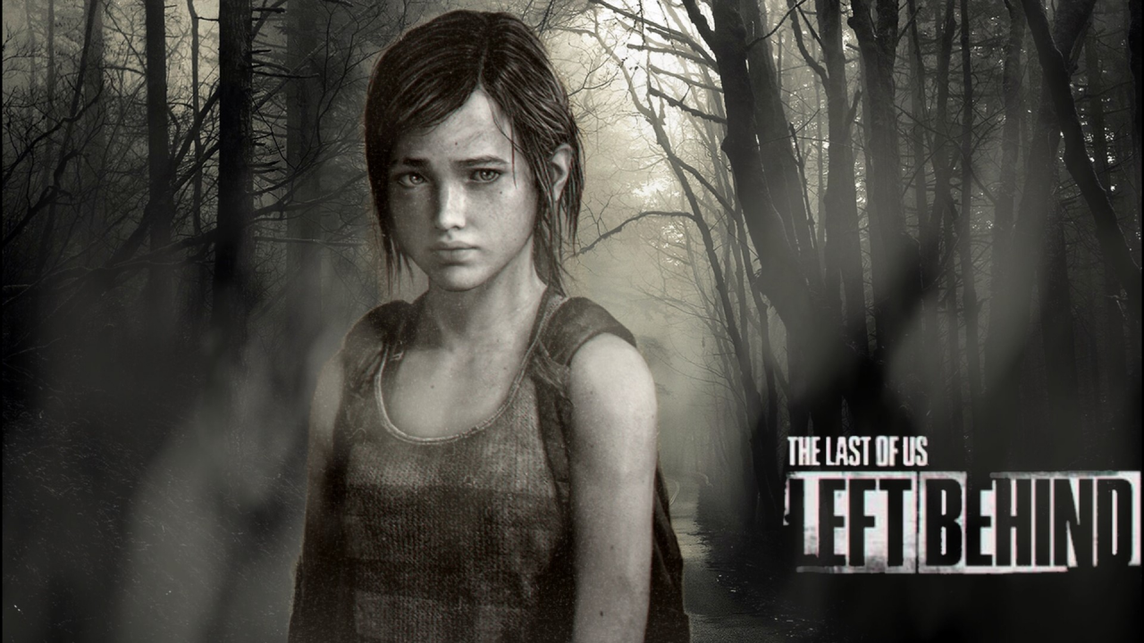 The Last Of Us - Left Behind - Remastered - En vidéo sur Ps4