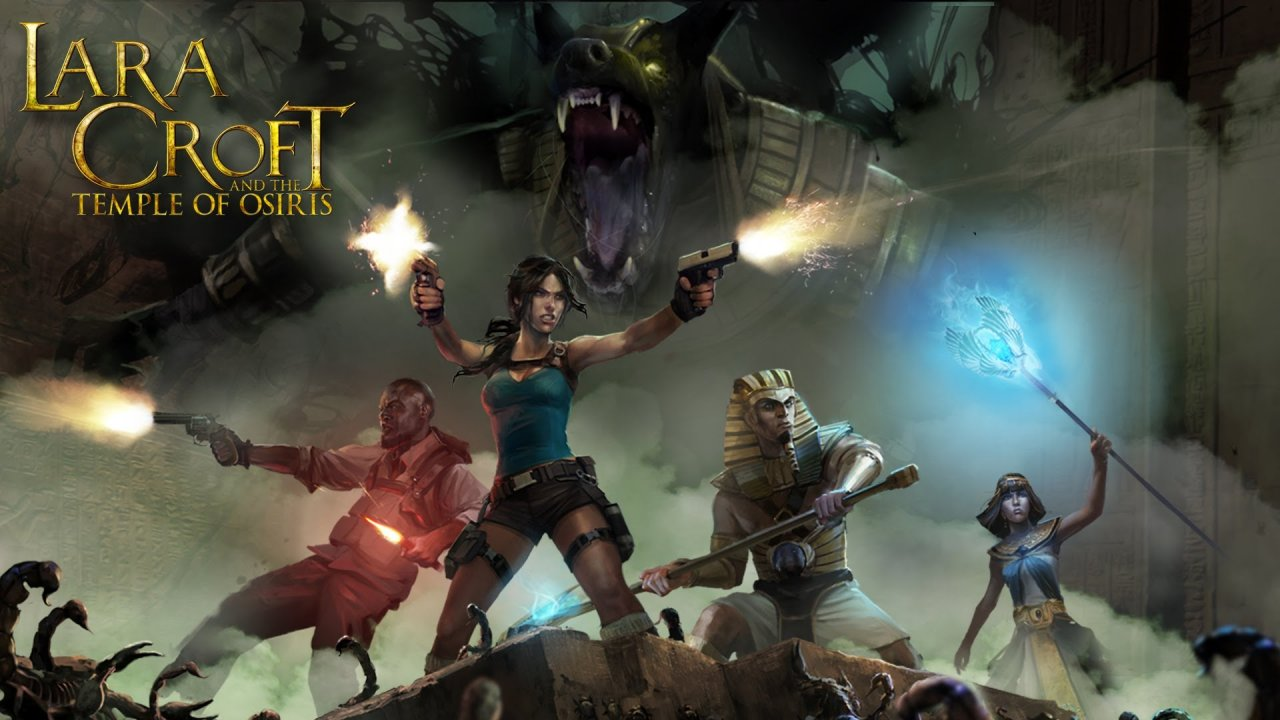 Lara Croft and the Temple of Osiris - Découverte en vidéo